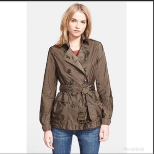 Burberry Peasdale Trench Coat